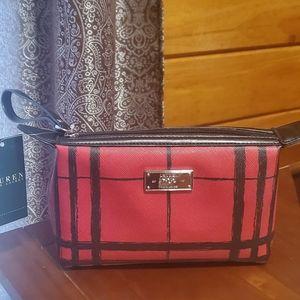 Ralph Lauren Bag, Purse, Cosmetic Bag